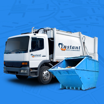 Instant waste management